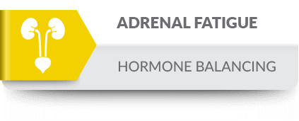 Adrenal fatigue is a result of insufficient production of adrenal hormones.