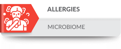 The gut microbiome plays a key role in the development of severe food allergies and could be exploited to prevent their development.